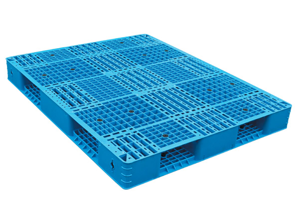 Double Sided Plastic Pallets 1512
